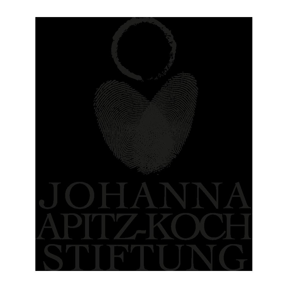 Logo, Johanna Apitz-Koch Stiftung, Partner, DEIN MÜNCHEN, Spenden, helfen, Jugendliche, Kinder, Engagement, soziales, Bildung, benachteiligt, CSR, Unternehmen, unterstützen, Mut auf Zukunft, Mut, Teilhabe, Gesellschaft, Verantwortung, Nachhaltigkeit, München, NO LIMITS, faire Startbedingungen, Chancen, Perspektiven